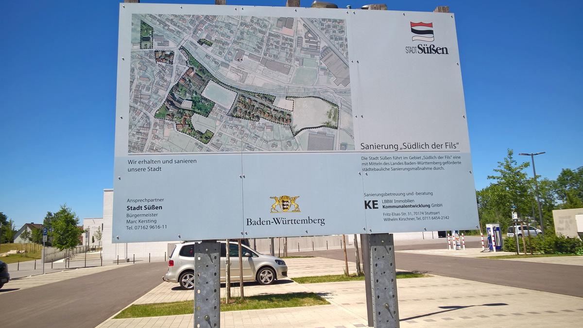 Kultur- und Sport-Projekt von Land Baden Württemberg gefördert