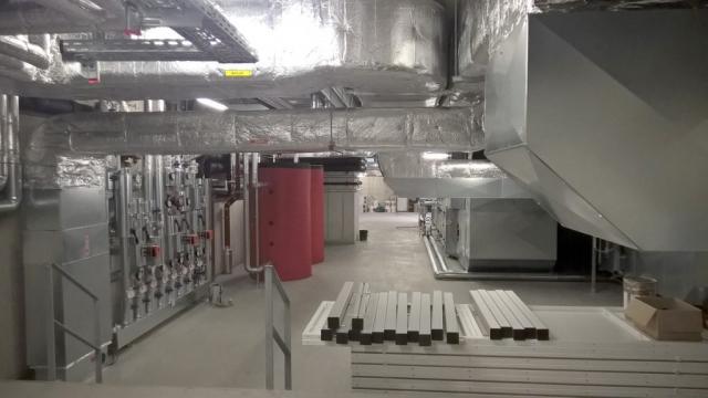 Moderne Haustechnik, Energiegewinnung aus Erdwärme